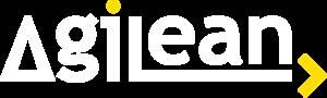 Agilean Logo White
